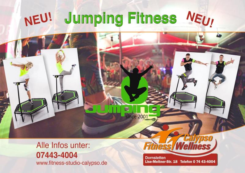 jumping fitness fitness studio calypso. Black Bedroom Furniture Sets. Home Design Ideas